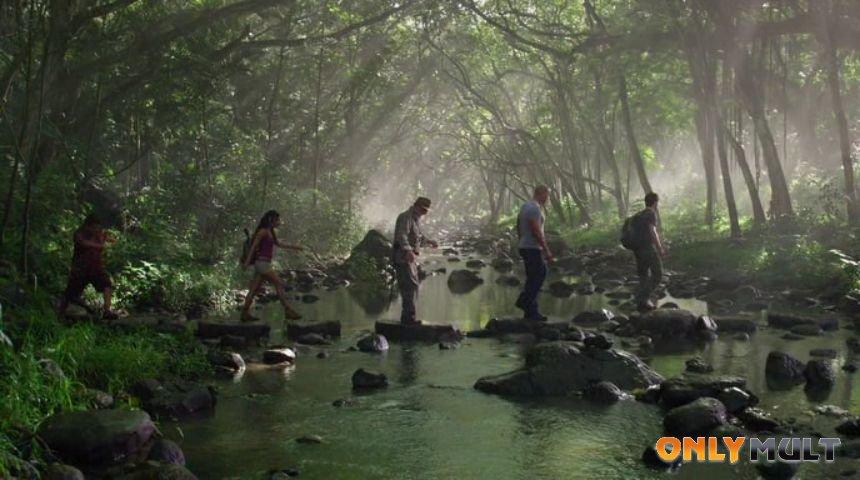 Первый скриншот Путешествие 2: Таинственный остров