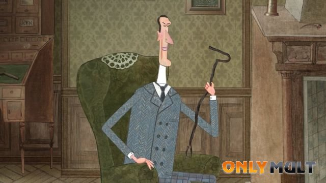 Второй скриншот Шерлок Холмс и черные человечки