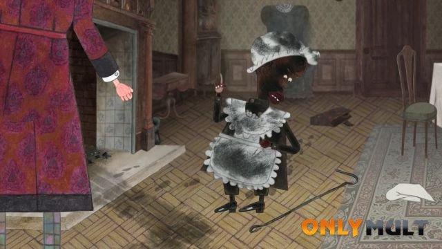 Первый скриншот Шерлок Холмс и черные человечки