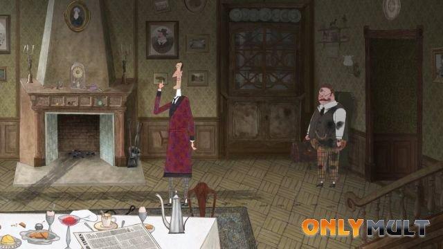 Третий скриншот Шерлок Холмс и черные человечки