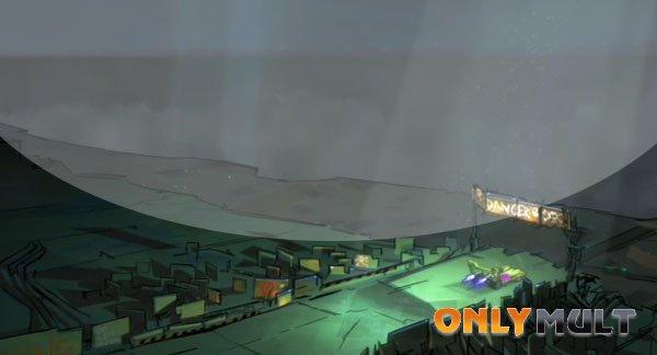 Первый скриншот Моторсити