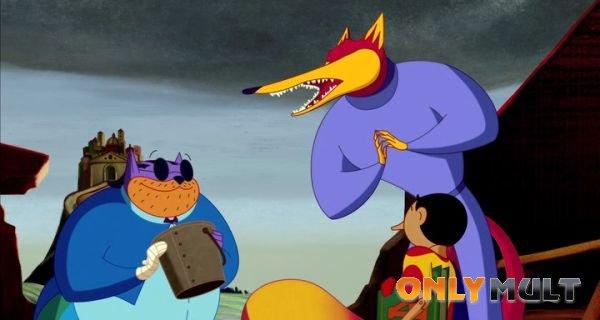 Первый скриншот Пиноккио (2012)