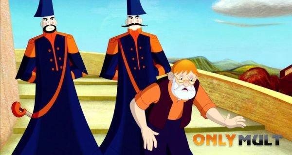 Второй скриншот Пиноккио (2012)