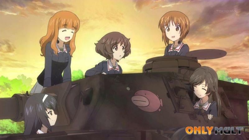 Третий скриншот Девушки и танки