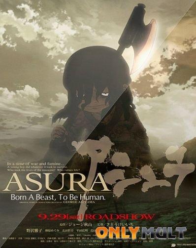 Poster Асура