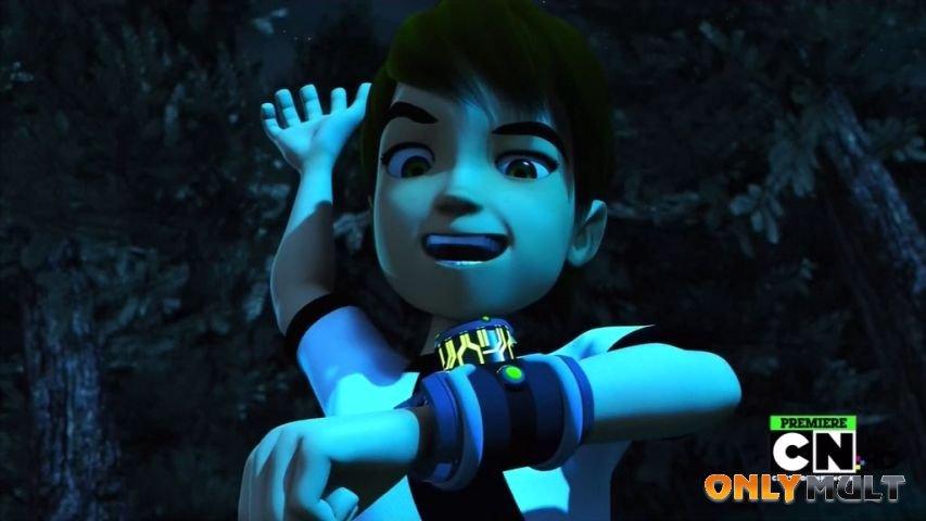 Третий скриншот Бен 10: Крушение пришельцев