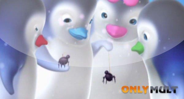 Второй скриншот Приключения пингвинят