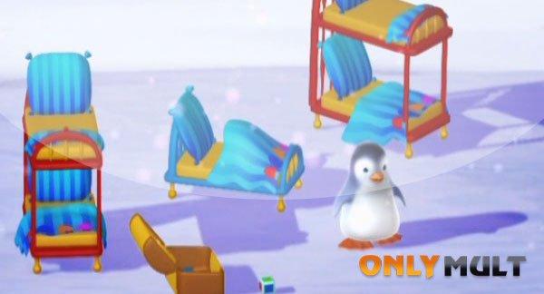 Первый скриншот Приключения пингвинят