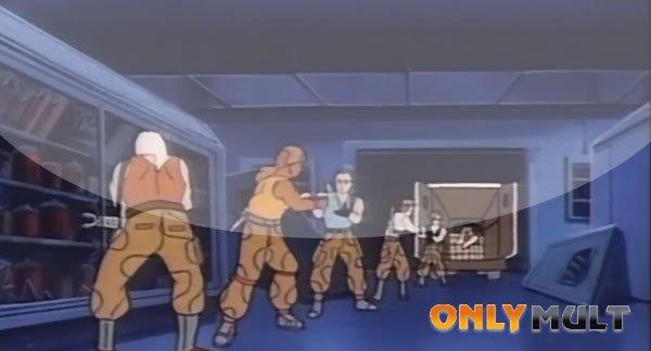 Второй скриншот Робокоп [все серии]