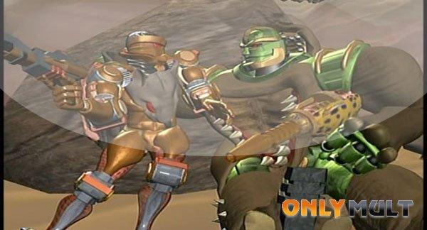Второй скриншот Трансформеры: Битва зверей