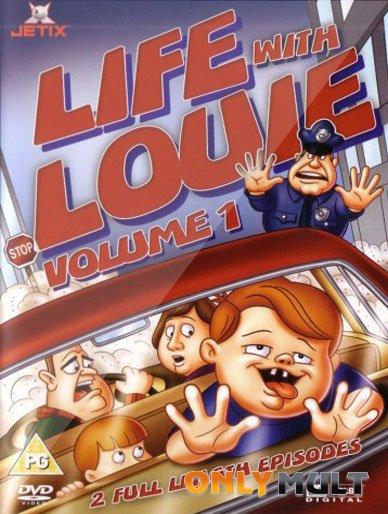 Poster Жизнь с Луи