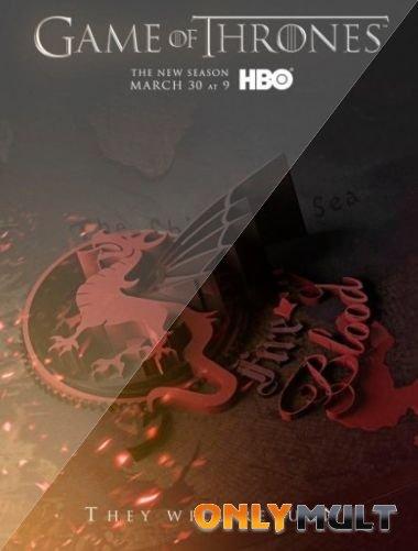 Poster Игра престолов (4 сезон)