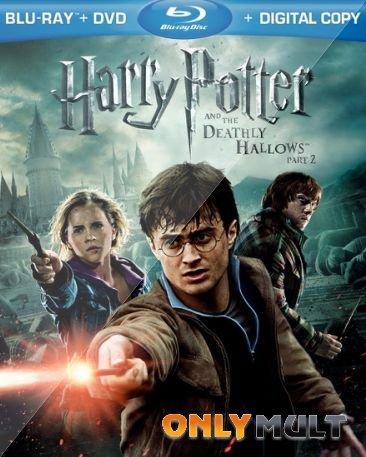 Poster Гарри Поттер и Дары Смерти 2