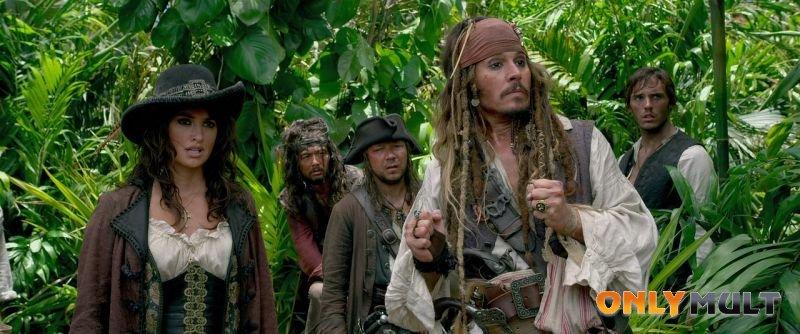 Второй скриншот Пираты Карибского моря на странных берегах