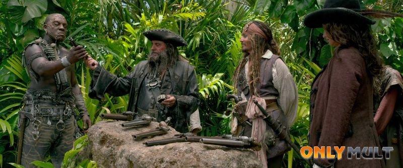 Третий скриншот Пираты Карибского моря на странных берегах