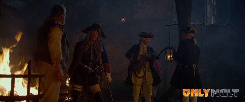 Первый скриншот Пираты Карибского моря на странных берегах