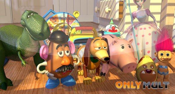 Третий скриншот История игрушек