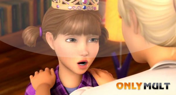 Третий скриншот Барби Принцесса Очарования