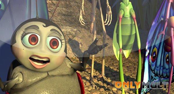 Второй скриншот Приключения Флика
