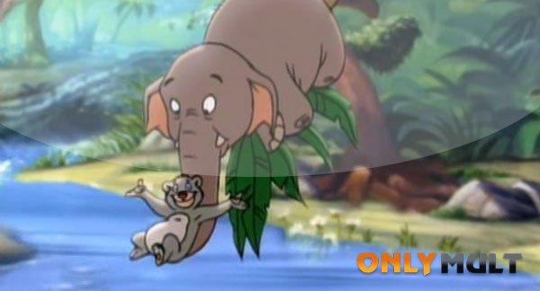 Третий скриншот Детеныши джунглей