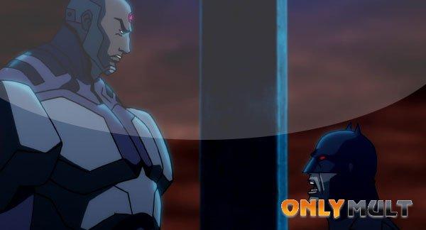 Второй скриншот Лига справедливости