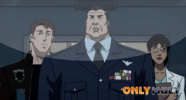 Первый скриншот Лига справедливости
