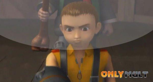 Третий скриншот Марти железный мальчик