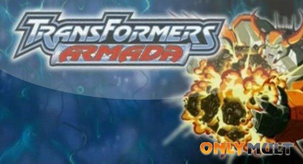 Первый скриншот Трансформеры Армада