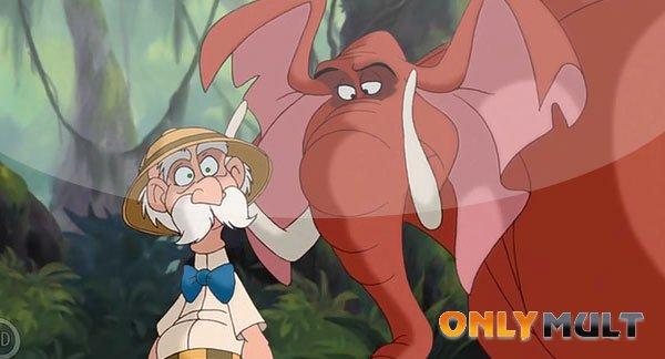 Третий скриншот Легенда о Тарзане