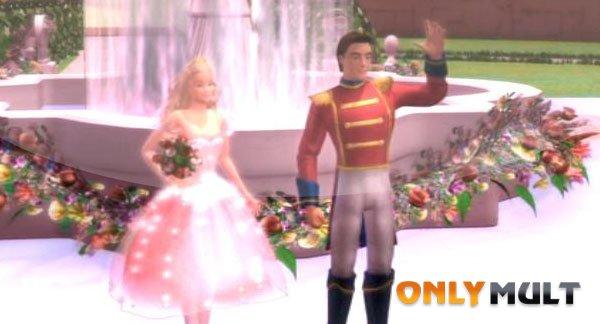 Первый скриншот Барби и Щелкунчик