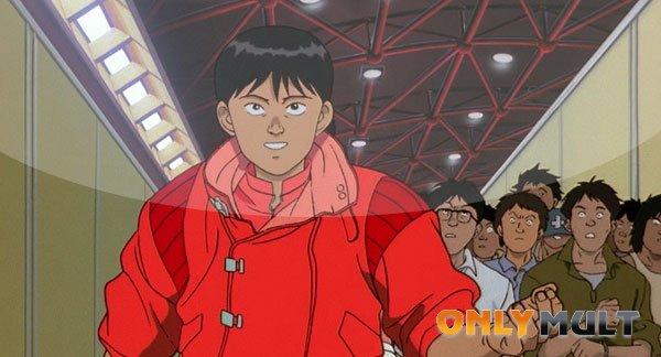 Первый скриншот Акира