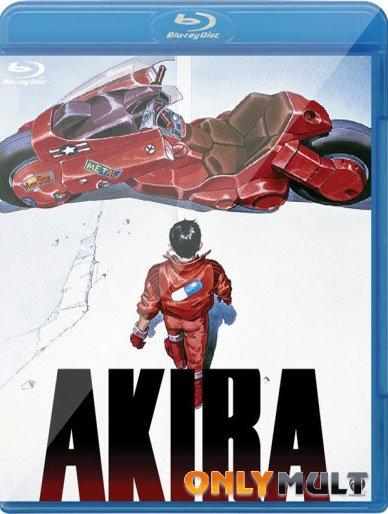 Poster Акира