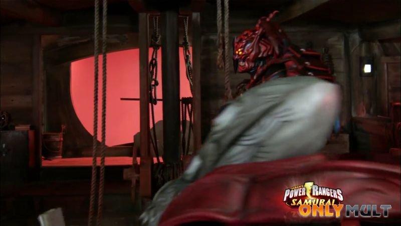 Первый скриншот Могучие рейнджеры: Самураи