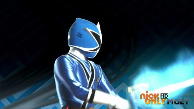 Второй скриншот Могучие рейнджеры: Самураи