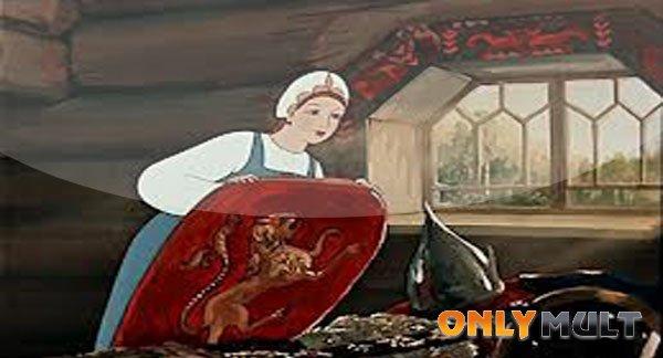 Третий скриншот Сказка о мертвой царевне и семи богатырях