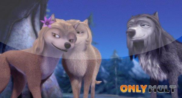 Первый скриншот Альфа и Омега: Клыкастая братва