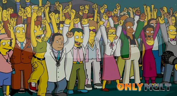 Третий скриншот Симпсоны в кино