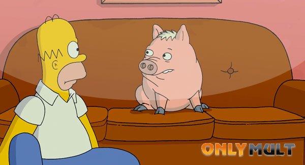 Второй скриншот Симпсоны в кино