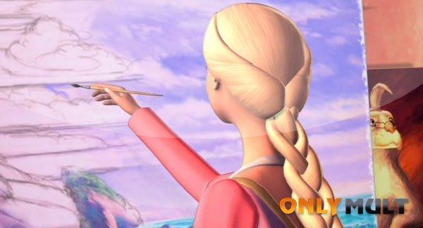 Третий скриншот Барби и Дракон