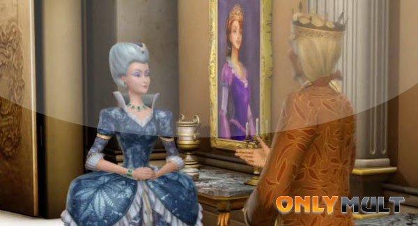 Второй скриншот Барби и 12 танцующих принцесс