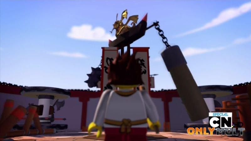 Первый скриншот Мастера Кружитцу