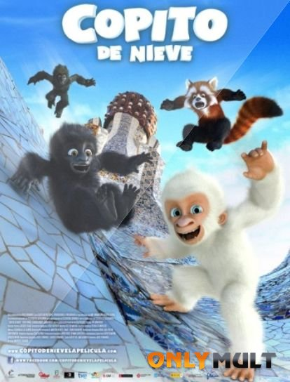 Poster Снежок