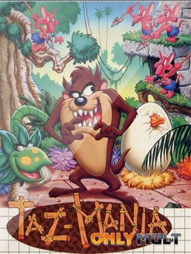 Poster Тасманский дьявол