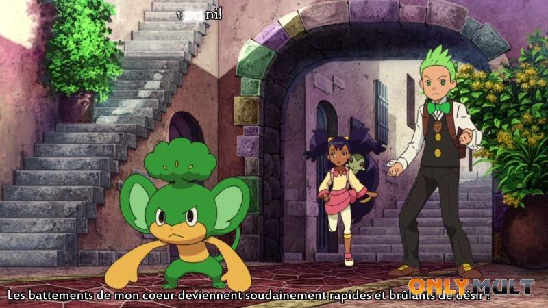 Второй скриншот Покемон 14