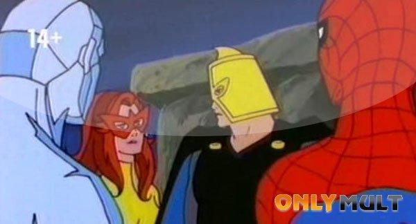 Первый скриншот Человек-паук и его удивительные друзья