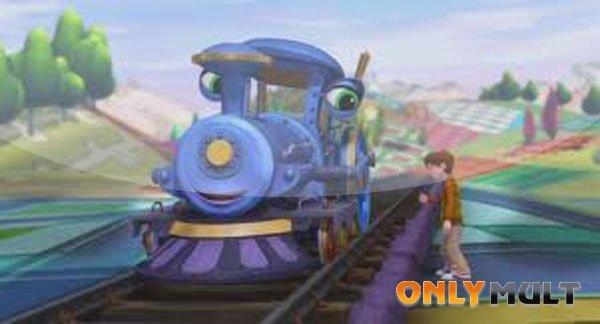 Второй скриншот Приключения маленького паровозика