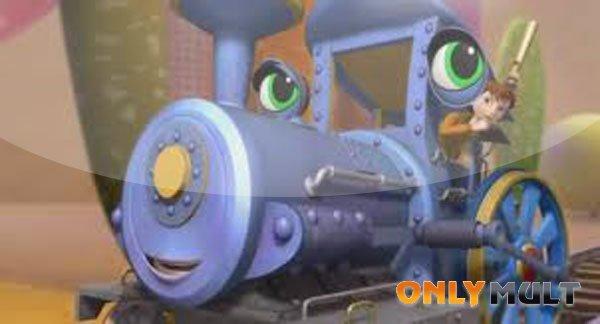 Первый скриншот Приключения маленького паровозика