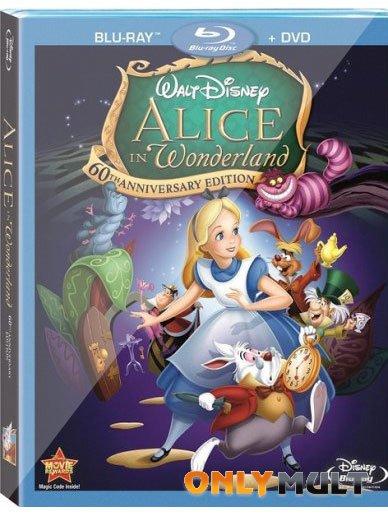 Poster Алиса в стране чудес