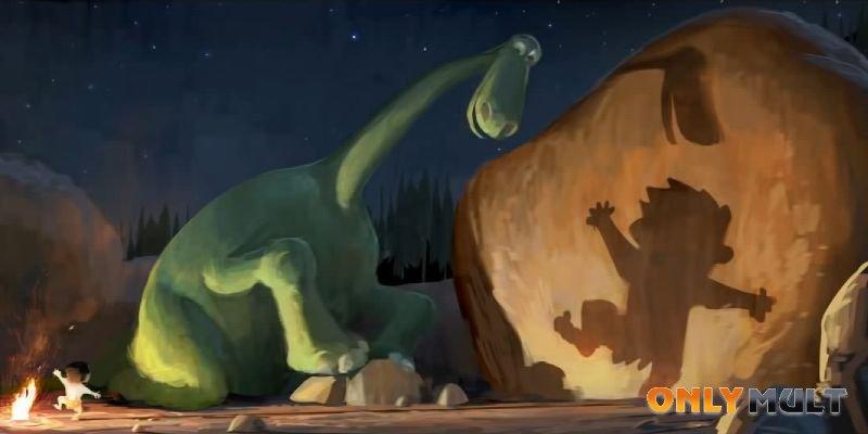Второй скриншот Хороший динозавр