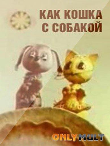 Poster Как кошка с собакой
